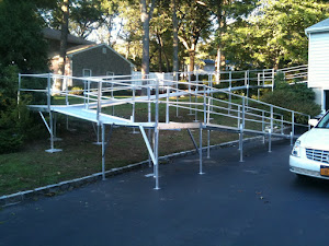 ADA Approved Handicap Ramps