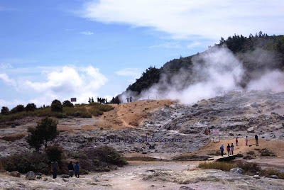 Bucket List perjalanan saat ke Honda Bikers Day 2015 di Dieng!
