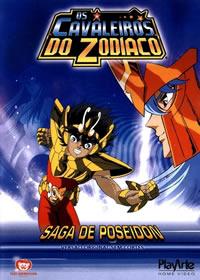 Baixar Cavaleiros do Zodiaco   Saga de Poseidon DVDrip Dublado