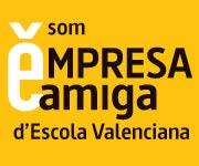 Som empresa amiga d'Escola Valenciana