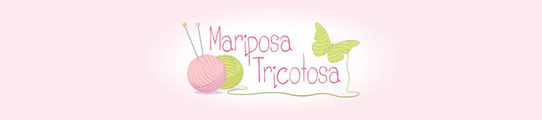 mariposa tricotosa