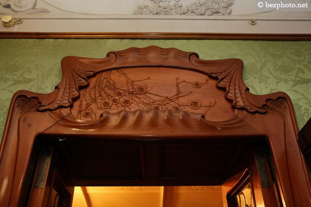 дом музей горького особняк рябушинского