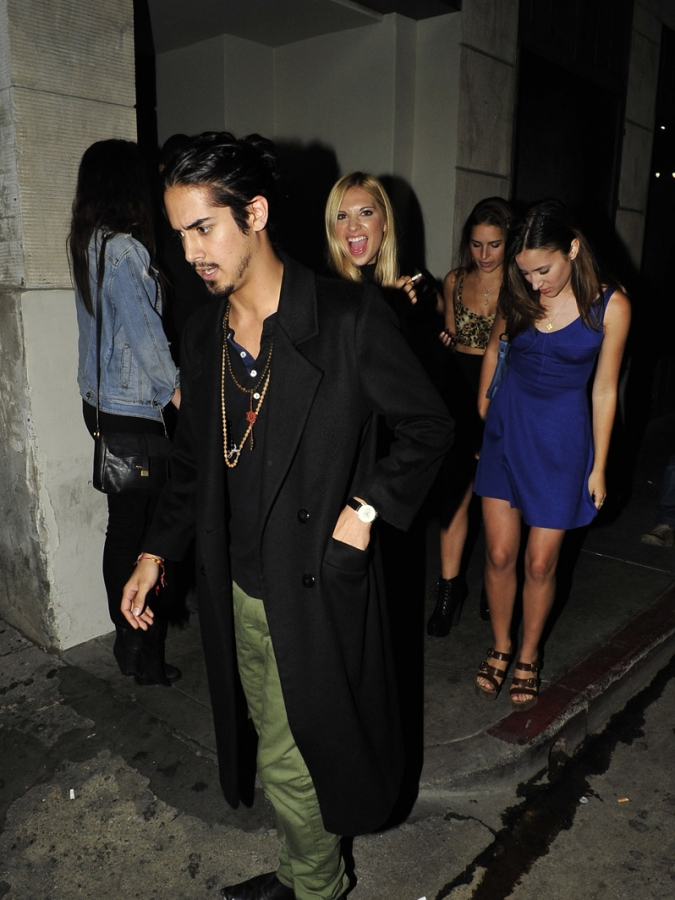 Cool Beats   High Style at The Sayers Club - The Daily Obsession
