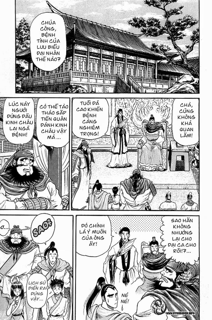 Chú Bé Rồng - Ryuuroden chap 10 - Trang 42