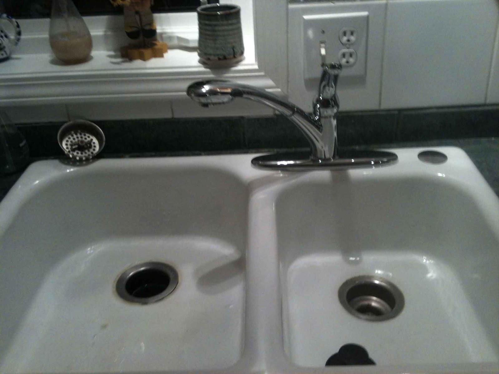About Ball Plumbing: Blaine Kitchen Faucet