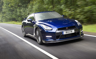 Wallpapers Cars  2012 Nissan gtr