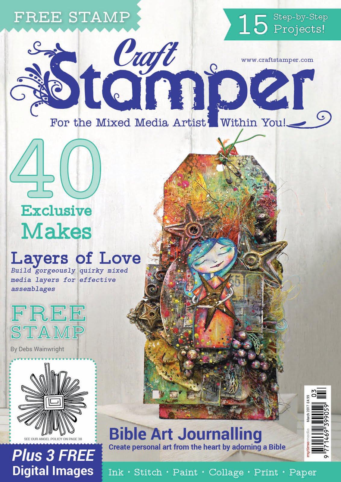 Craft Stamper Latest Issue