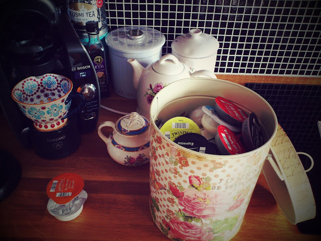 Tassimo, coffee, coffee addict, good stuff, kitchen, girly, pretty, sweet