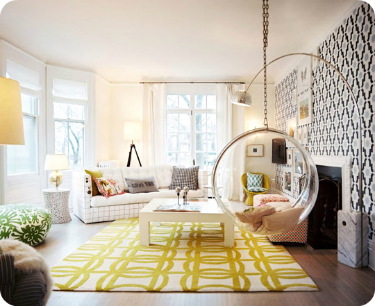 Ideas and Guidelines to Mixing & Matching Patterns in your Home