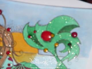 Smile detail - photo by Deborah Frings - Deborah's Gems