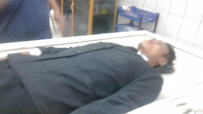 Kapolsek Viktor Simanjuntak Dibacok Pria Kelainan Jiwa Terpaksa Ditembak Mati