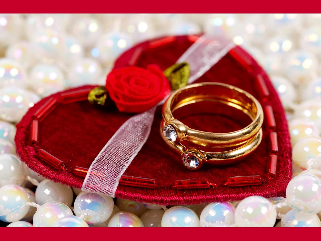 Gift On Valentine Photo Album - Hausse