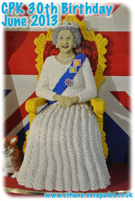 LEGO Royal Family