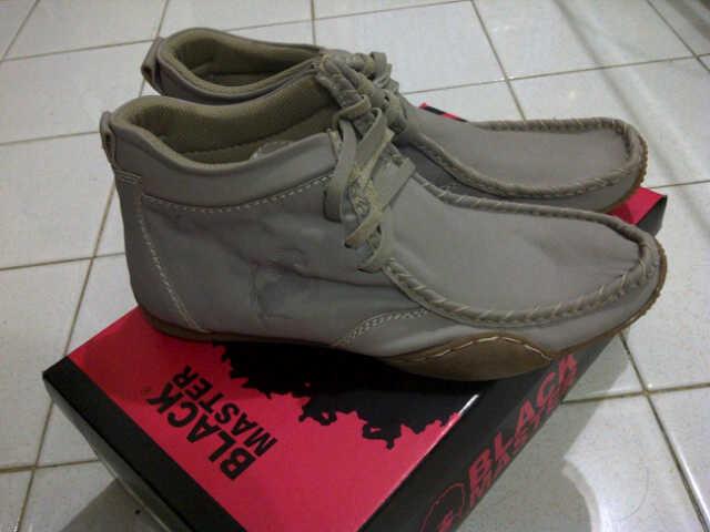 Sepatu Blackmaster Ferrari Boot 02