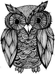 That's not me but an owl, hoot!