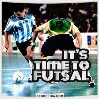 Gambar Dp BBM Futsal