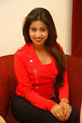 Manali Rathod glam pics in red top-thumbnail-14