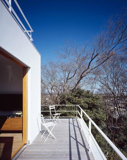 rancangan arsitektur rumah tiga lantai desain rumah
