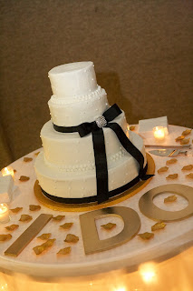Wedding Cake Table Decoration Ideas