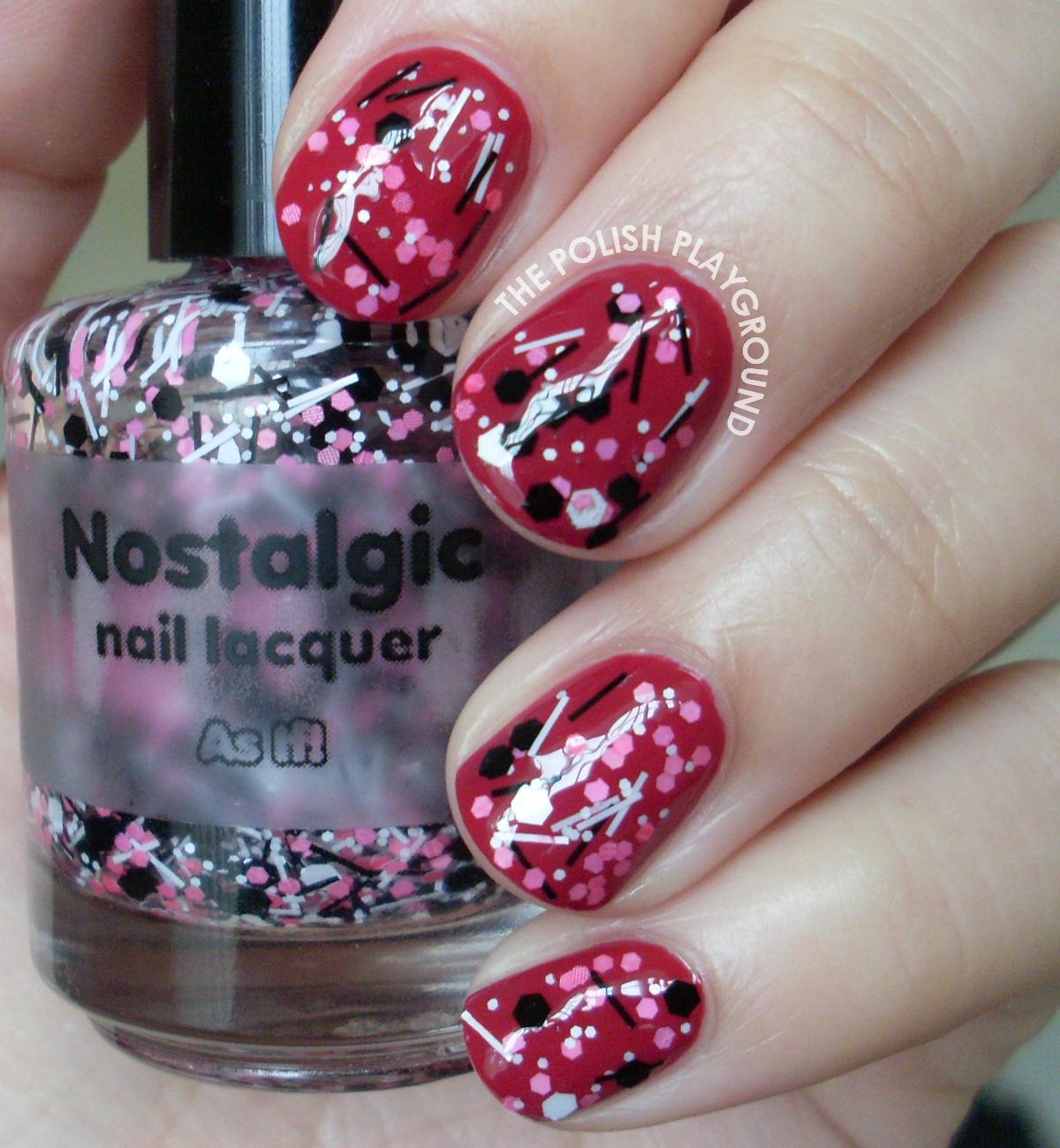 Nostalgic Nail Lacquer As If!