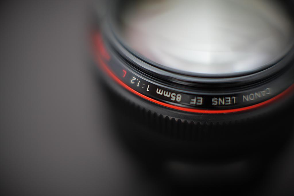 Canon EF 85mm f1.2 L