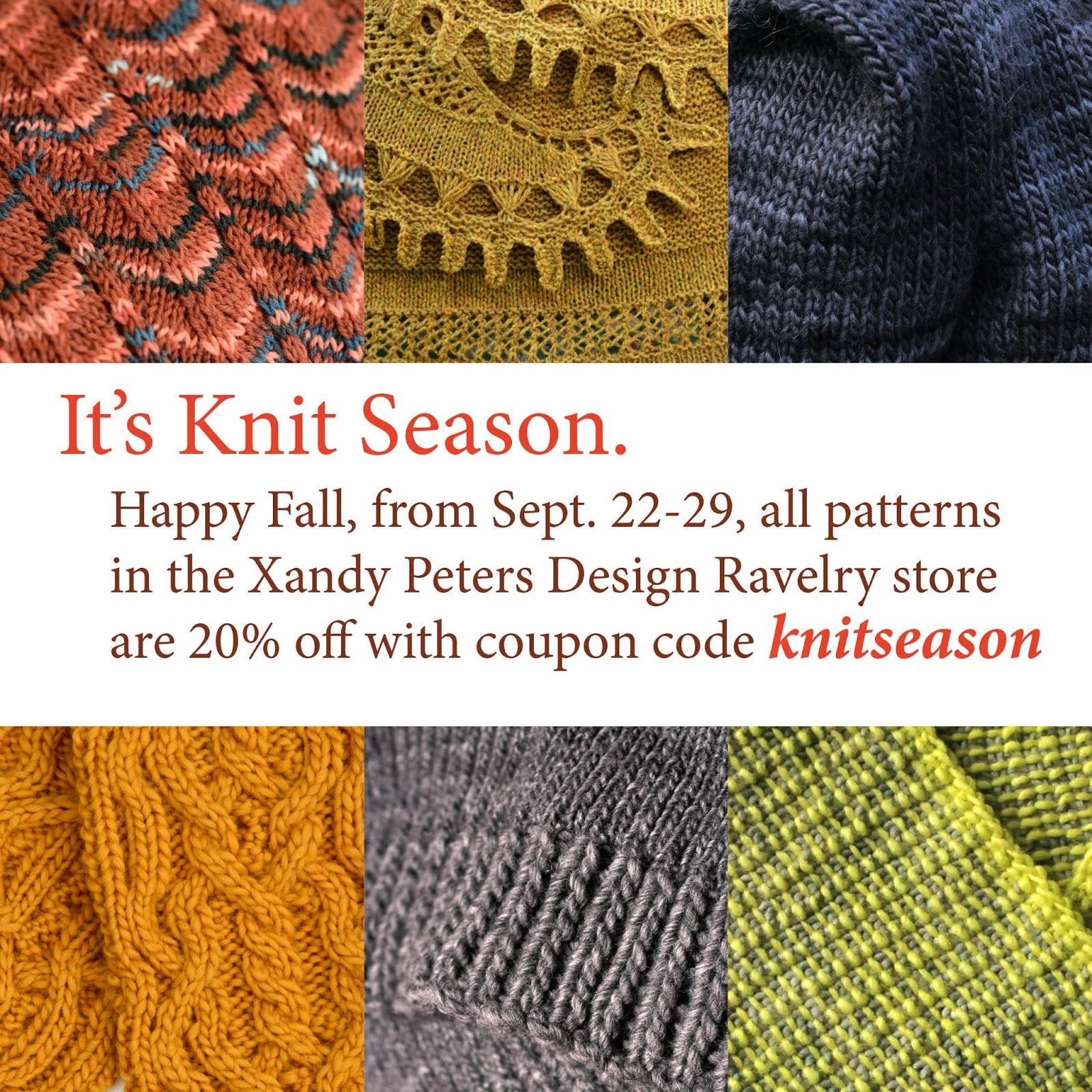 Knitting Universe Coupon Code : So i make stuff
