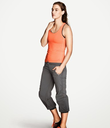 The claire diaries loves fitness workout and yoga wear from H&M