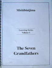 SEVEN GRANDFATHER LEARNING SERIES by MISHIBINIJIMA