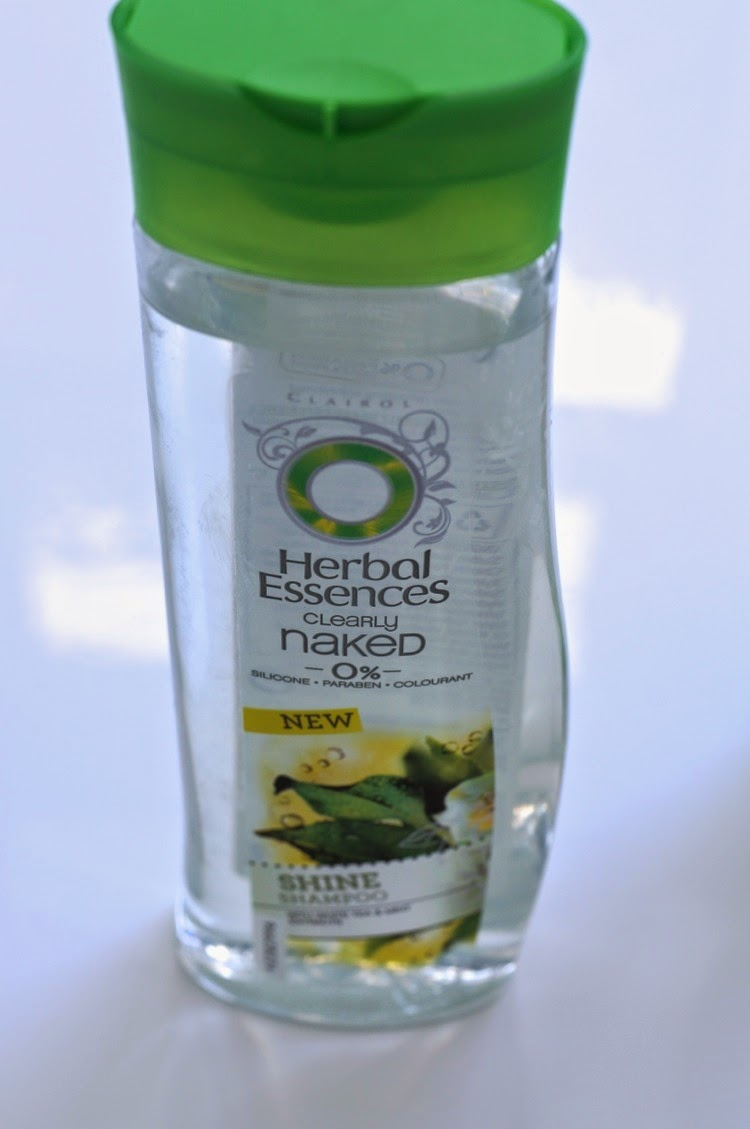 herbal essences clearly naked