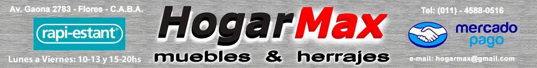 HogarMax | muebles & herrajes