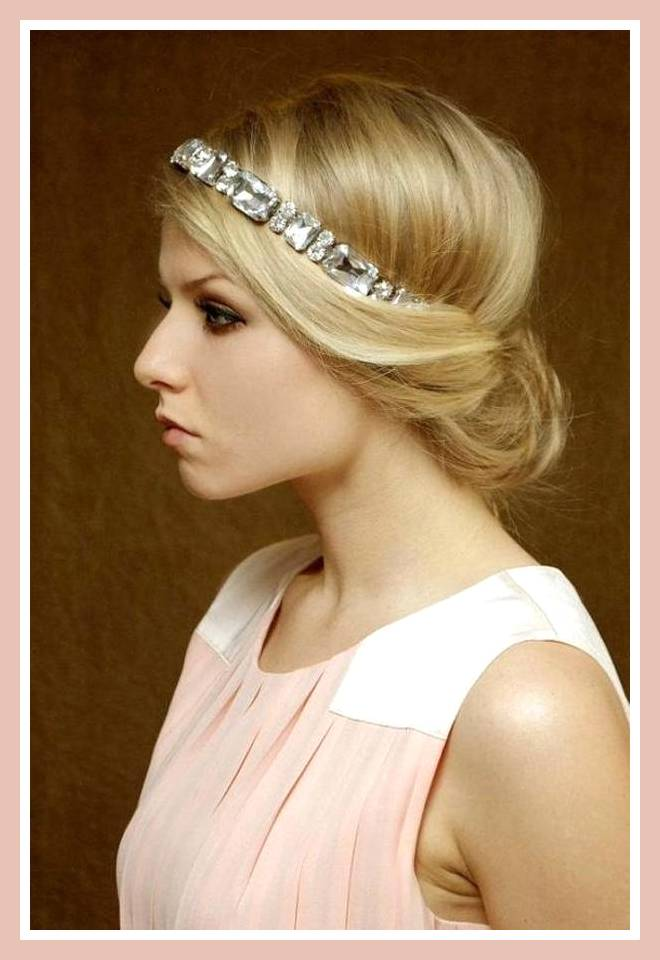 Frills and Thrills: Wedding Guest Hair Styles
