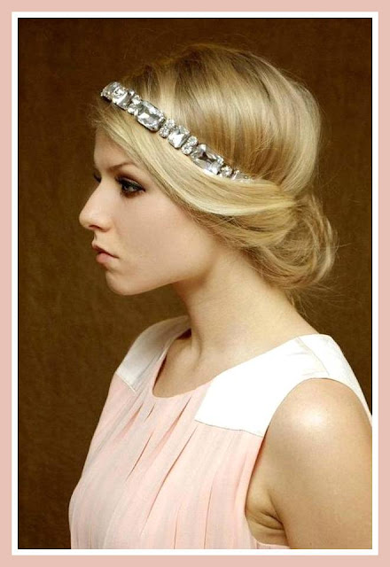 Frills And Thrills Wedding Guest Hair Styles