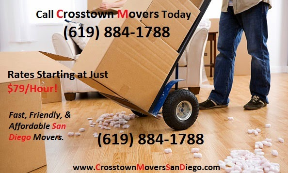 San Diego Moving Services - Crosstown Movers