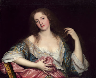 John Michael Wright Portrait of a Lady one objectivist's art object of the day