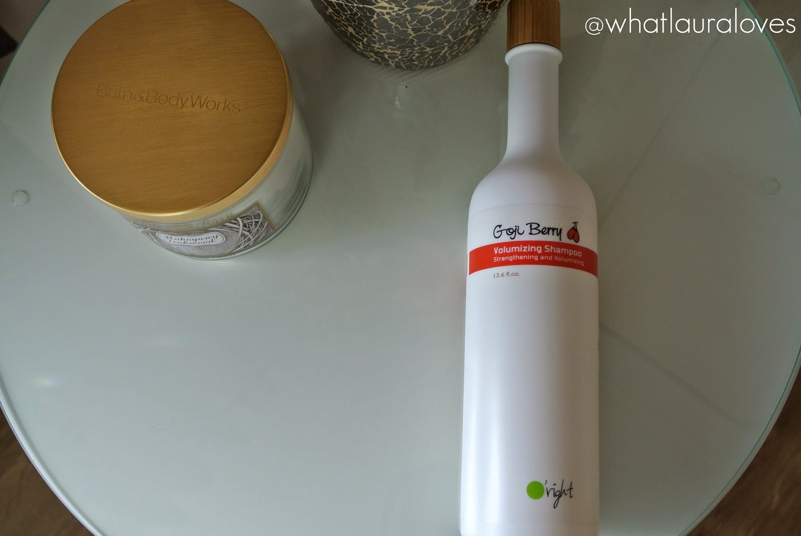 O'Right Goji Berry Volumizing Shampoo