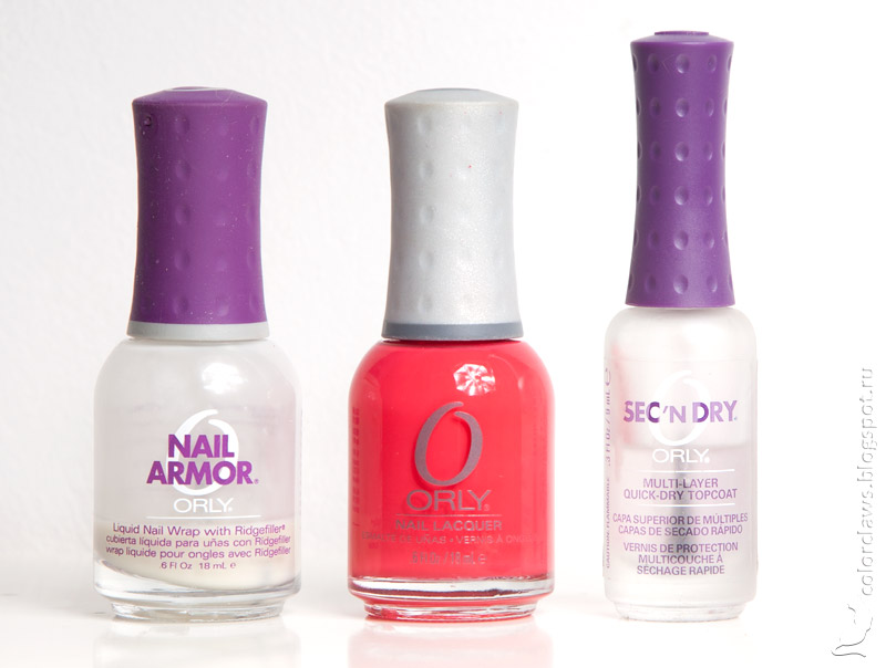 Orly Terracotta