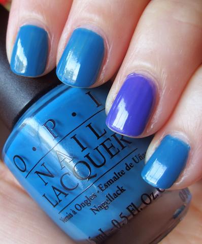 wet n wild and opi nail polish