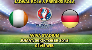 Republik Irlandia vs Jerman