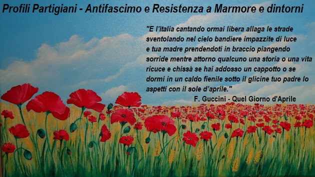 Antifascismo e Resistenza a Marmore e dintorni