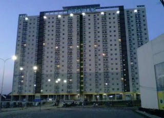 Apartemen The Suite Metro Bandung