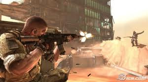 Juego Spec Ops the Line Accion sin parar