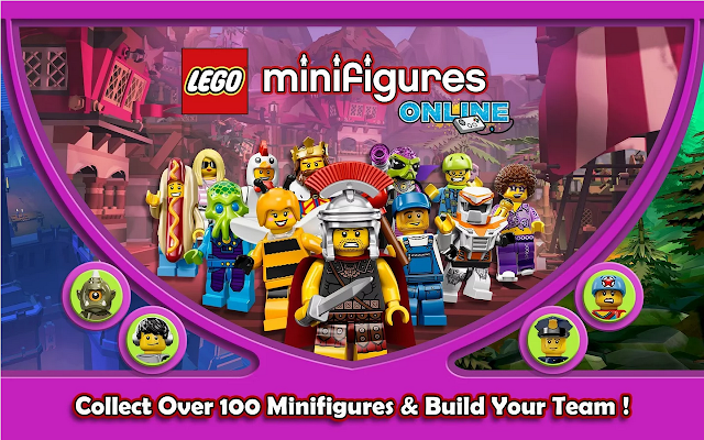 LEGO® Minifigures Online v1.0.530151 Apk + Datos SD Full