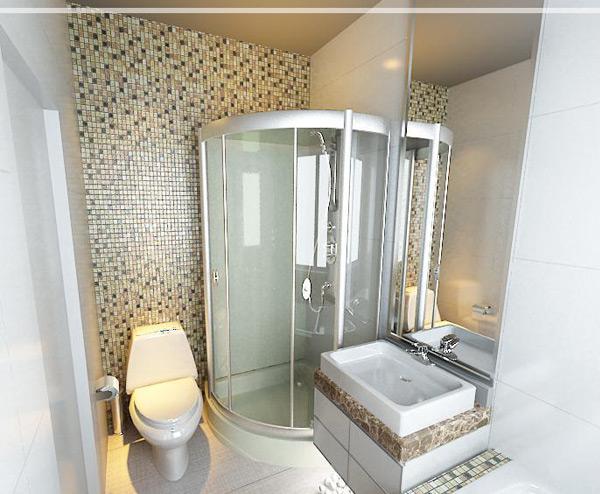 Gambar Bilik Mandi dan tandas Mewah