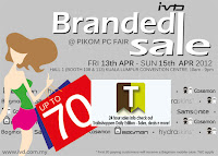 IVD Branded Sale 2012