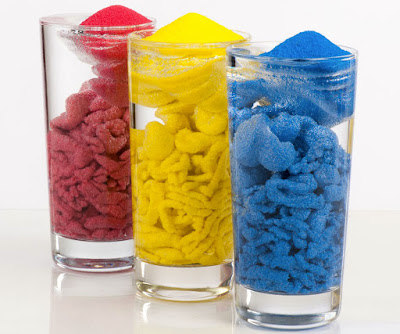 Magic Sand is available in different colors
