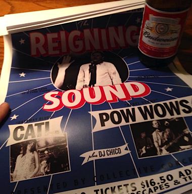 Reigning Sound @ The Horseshoe, Saturday