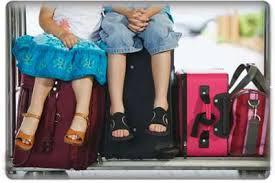 5 TIPS PENTING UNTUK  TRAVEL BAJET BERSAMA ANAK-ANAK