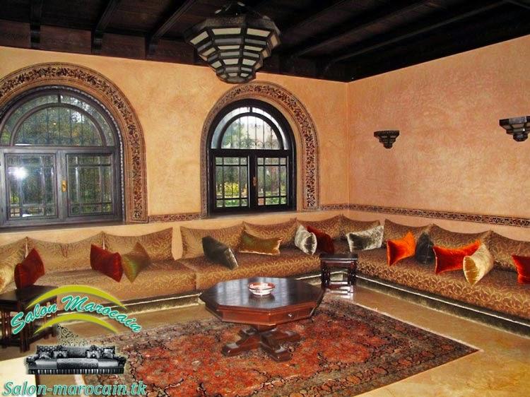 Fabrication Salon Marocain Casablanca : Boutique salon marocain décoration
