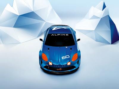 Με έναν νέο κινητήρα 1,8 λίτρων 300 ίππων αναμένεται το νέο Alpine