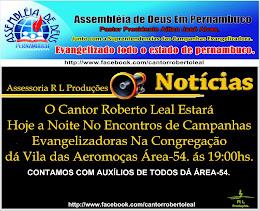 ASSEMBLÉIA  DE DEUS EM PERNAMBUCO